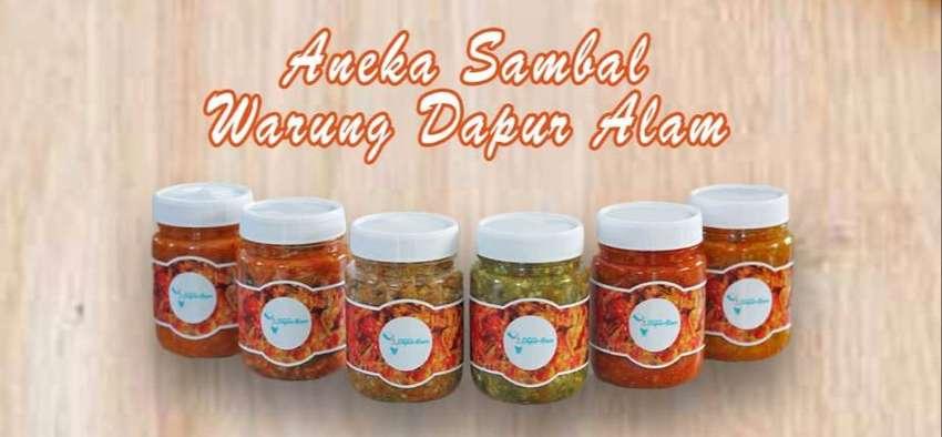 ANEKA SAMBAL WARUNG DAPUR ALAM 0