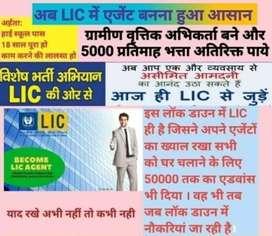 Life Insurance Advisor in LIC OF INDIA