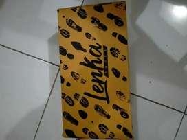 Sepatu Lenka (Brown)