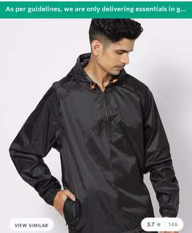 Rain coat  Decathlon Brand