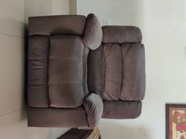 Single Seat Manual Recliner for Sale