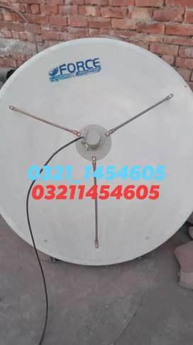 Pakistan channall avalibill solution dish antenna