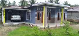 Dijual rumah permanen megah dan nyaman