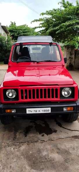 Maruti  Gypsy petrol with lbg