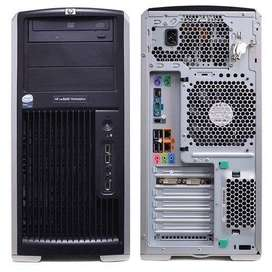 HP Workstation xw8500 6Ghz Octa8 Core 24Mb Cach 32GB RAM