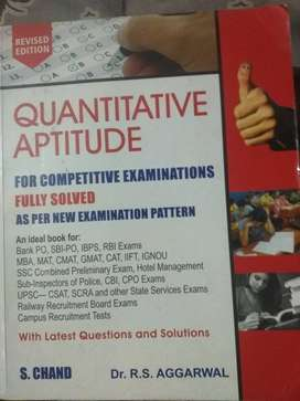 S.Chand Quantitative aptitude