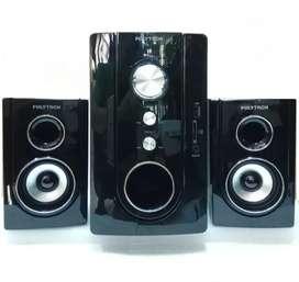 speaker polytron pma multimedia audio bluetooth usb sd mmc fm 9300