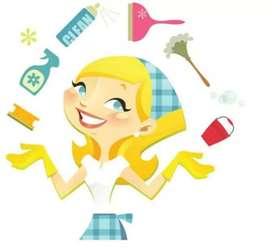 Di cari pembantu rumah tangga