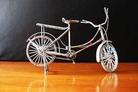 Sepeda Onthel / Ontel Lintingan Koran