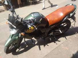 Urgent need of money bike in good condition