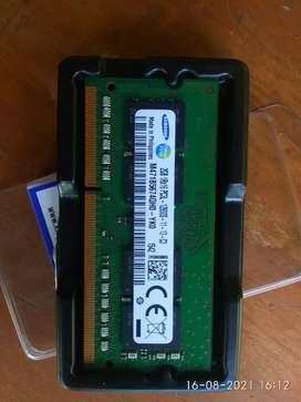 Ram / Sodim ddr3L 2gb 1600 mhz samsung