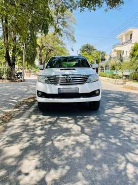 Toyota Fortuner 3.0 4x2 Automatic, 2016, Diesel