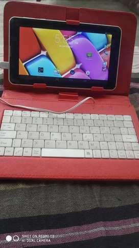 Panta tablet with keypad