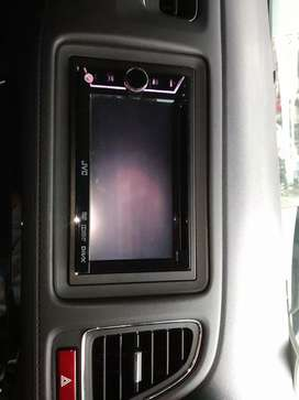 Jvc Head unit original honda freed hrv old