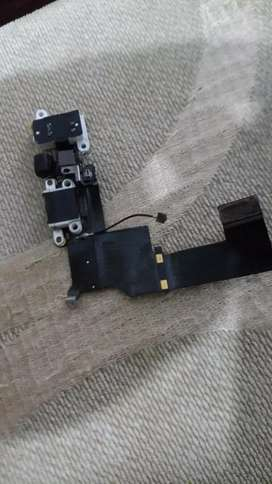 I phone 5s Orignal home button strip and speeker