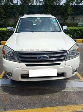 Ford Endeavour 2014-2015 3.0L 4X4 AT, 2014, Diesel