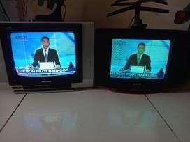 Tv tabung 14in murah siap antar monggo