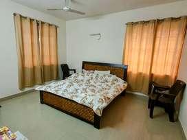 Premier 3BHK flat for rent near Gautami Enclave road, Kondapur.
