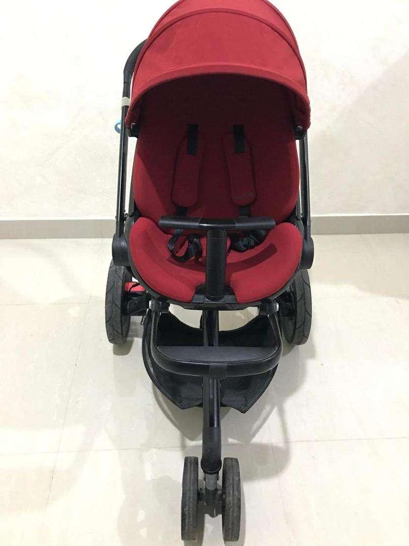Stroller bayi merk quinny 0