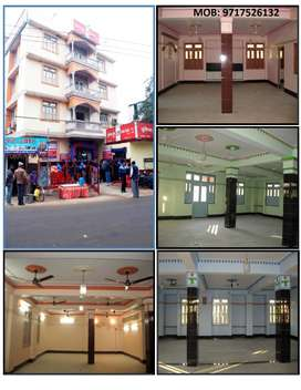 4000 SQ FT COMMERCIAL SPACE AVAILABLE IN MUZAFFARPUR