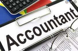 New Accountant vacancies are open in pvt ltd companies tally gst excel