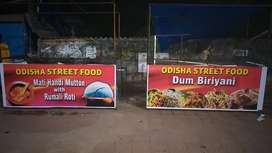 Street business for Chinese and Indian, tandoor etc no tension for bmc