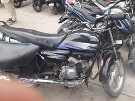 Well maintenaned bike, insured ,first owner, good mileage ,good pickup