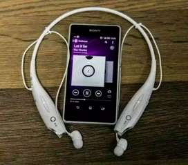 Earphone Wireless Bando LG Tone