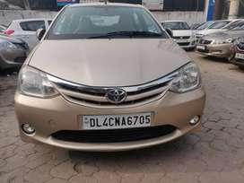 Toyota Etios 2010-2012 G, 2012, Petrol
