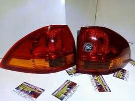 Lampu mobil, headlamp dan atoplamp