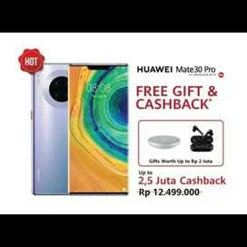 Huawei Mate 30 Pro (8/256) Garansi Resmi Huawei Indonesia
