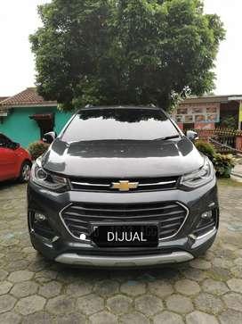 Dijual  Chevrolet Trax Th. 2017 KM Rendah HARGA  Net No NEGO
