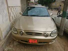 Kia Spectra Own N Sealed Engine (Special Edition)
