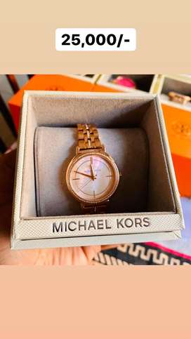 Genuine Michael Kors Ladies Watches