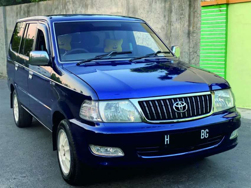 Toyota Kijang LSX up LGX 2004 1.8 EFI Tangan pertama dr baru Like New 0