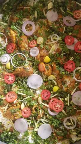 Per Head Food for Wedding Ceremony in Lahore only
