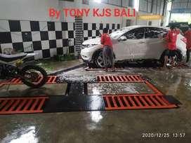 Alat Hidrolik cuci mobil model H kjs Bali