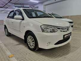 Toyota Etios 2010-2012 G, 2011, Petrol