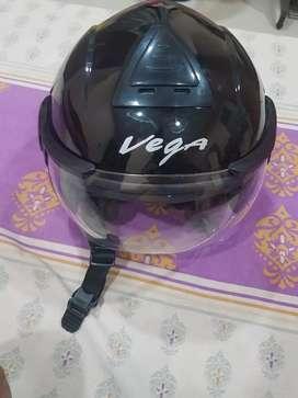 Vega Helmet... Just 2 Days Used.. Like New