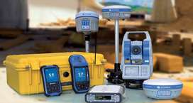 Total stations Auto Levels RTK GNSS Controllers Data Collectors Btry