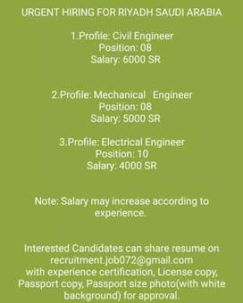 Hiring for Engineers
