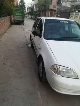 Suzuki cultus vxr family use car excellent condition for urgent   ssle