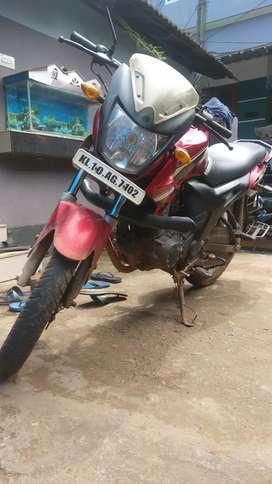 Yamaha sz x 2011