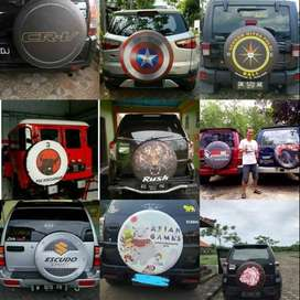 Cover/Sarung Ban Rush/CRV/CruiseTaruna Escudo/touring/Jadi Antik  kura