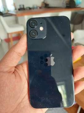 Iphone 12 mini 128 GB Black