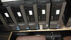 dell i5 pc with 8gb ram, slim model, 8500/-