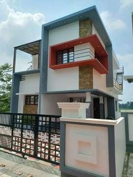 4.cent 1600 sqft 3 bhk new build house at kakkanad thevakkal near