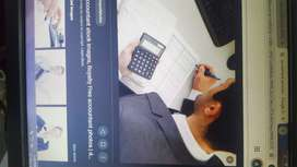 Part Time Accountant Available.