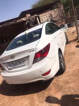Hyundai Verna 2014 Diesel Well Maintained