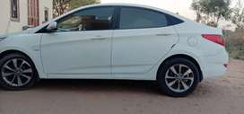 Hyundai Verna 2012 Diesel Good Condition